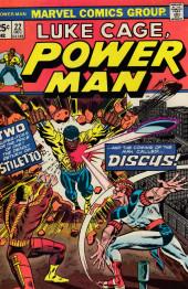 Power Man (Marvel - 1974) -22- The Broadway Mayhem of 1974