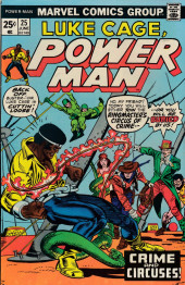 Power Man (Marvel - 1974) -25- Crime and Circuses