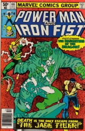 Power Man and Iron Fist (Marvel - 1978) -66- The Jade Tiger!