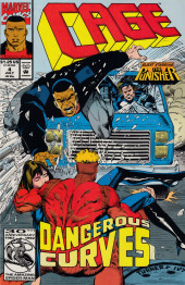 Cage Vol. 1 (Marvel - 1992) -4- Second Chances