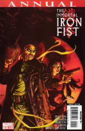 The immortal Iron Fist (2007) -AN01- Men of a Certain Deadly Persuasion