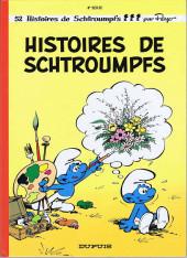 Les schtroumpfs -8c03- Histoires de schtroumpfs