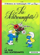 Les schtroumpfs -3c03- La Schtroumpfette