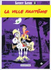 Lucky Luke -25d03- La ville fantôme