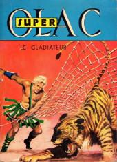 Olac le gladiateur -Rec15- Album N°15 (du n°62 au n°64)