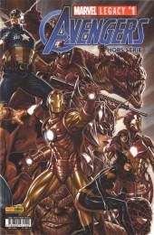 Marvel Legacy - Avengers (Marvel France - 2018) -HS01- Héritage