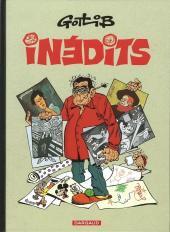 Inédits (Gotlib) - Inédits
