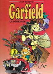 Garfield -26a2002- Ca déménage !