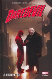 Daredevil par Brubaker (Marvel Deluxe) -4- Le retour du roi