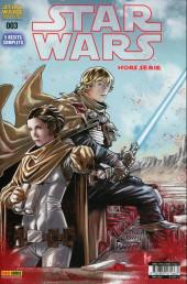 Star Wars (Panini Comics - 2017) -HS3- Les tempêtes de crait