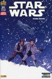 Star Wars (Panini Comics - 2017) -HS3VC- Les tempêtes de crait