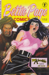 Bettie Page Comics: Spicy Adventure (1997) - Bettie Page Comics: Spicy Adventure