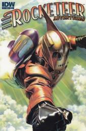 Rocketeer Adventures (2011) -1- Rocketeer Adventures #1