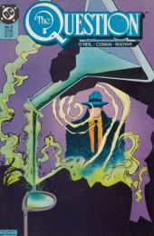 Question (The) (1987) -6- ...That Small Rain Down Can Rain...