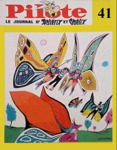 (Recueil) Pilote (Album du journal - Édition française cartonnée) -41- Reliure n°41