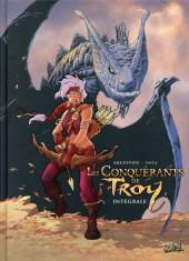 Les conquérants de Troy -INT- Intégrale