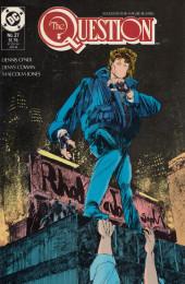 Question (The) (1987) -27- Captain Stars & Sergeant Stripes