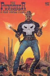 Punisher (One shots, Graphic novels) - A man named Frank