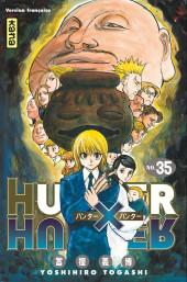 Hunter X Hunter -35- Tome 35