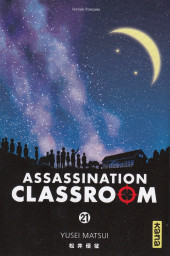 Assassination classroom -21- Tome 21