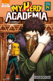 My Hero Academia -14- Overhaul