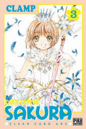 Card Captor Sakura - Clear Card Arc -3- Tome 3