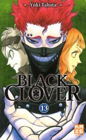 Black Clover -13- Le concours de sélection des chevaliers royaux
