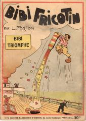 Bibi Fricotin (2e Série - SPE) (Après-Guerre) -5_- Bibi triomphe