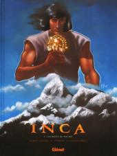 Inca -2- La Grotte du nautile