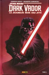 Star Wars - Dark Vador : Le Seigneur noir des Sith -1- L'Élu