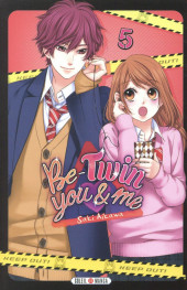 Be-twin you & me -5- Tome 5