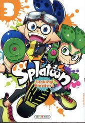 Splatoon -3- Tome 3