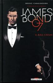 James Bond (Delcourt) -4- Kill Chain