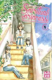 Spiritual princess -4- Tome 4