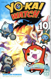 Yo-Kai watch -10- Tome 10