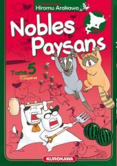 Nobles paysans -5- Tome 5