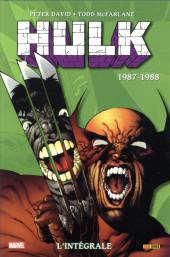 Hulk (L'intégrale) -2a18- Hulk : l'intégrale 1987-1988