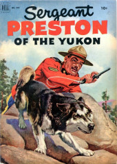 Four Color Comics (Dell - 1942) -397- Sergeant Preston of the Yukon