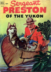 Four Color Comics (Dell - 1942) -373- Sergeant Preston of the Yukon