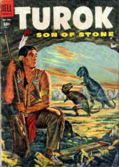 Four Color Comics (Dell - 1942) -596- Turok Son of Stone