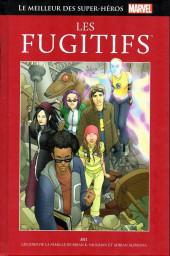 Marvel Comics : Le meilleur des Super-Héros - La collection (Hachette) -65- Les fugitifs
