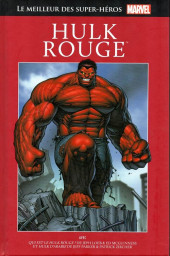 Marvel Comics : Le meilleur des Super-Héros - La collection (Hachette) -64- Hulk rouge