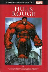 Marvel Comics : Le meilleur des Super-Héros - La collection (Hachette) -64- Hulk rouge