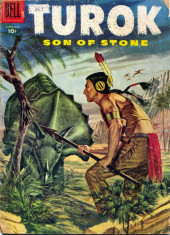 Turok, son of stone (Dell - 1956) -3- Turok, Son of Stone
