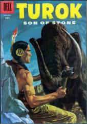 Turok, son of stone (Dell - 1956) -4- (sans titre)