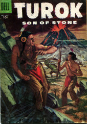 Turok, son of stone (Dell - 1956) -5- (sans titre)