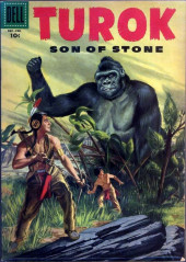 Turok, son of stone (Dell - 1956) -6- (sans titre)