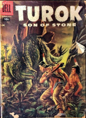 Turok, son of stone (Dell - 1956) -7- (sans titre)