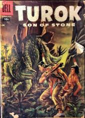 Turok, son of stone (Dell - 1956) -7- (sans titre)