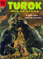 Turok, son of stone (Dell - 1956) -10- (sans titre)
